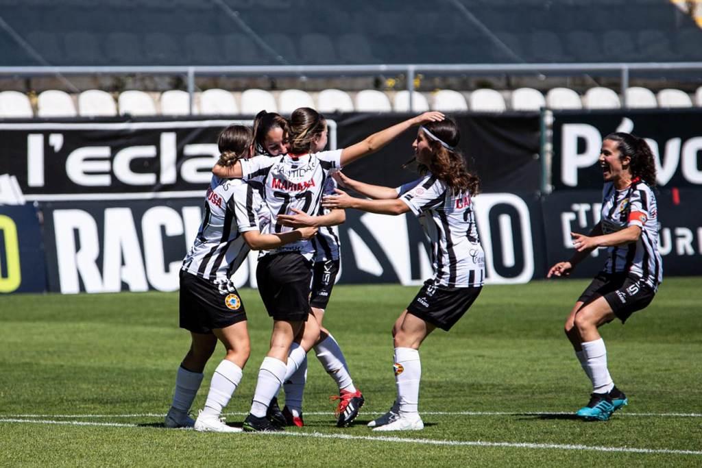 Futebol Feminino do Varzim Mais Perto da 1ª Divisão