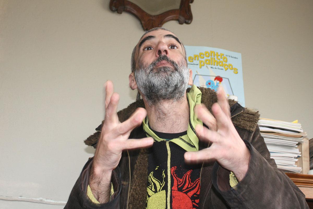 Queimar os Judas e Homenagear Armando Ramalho