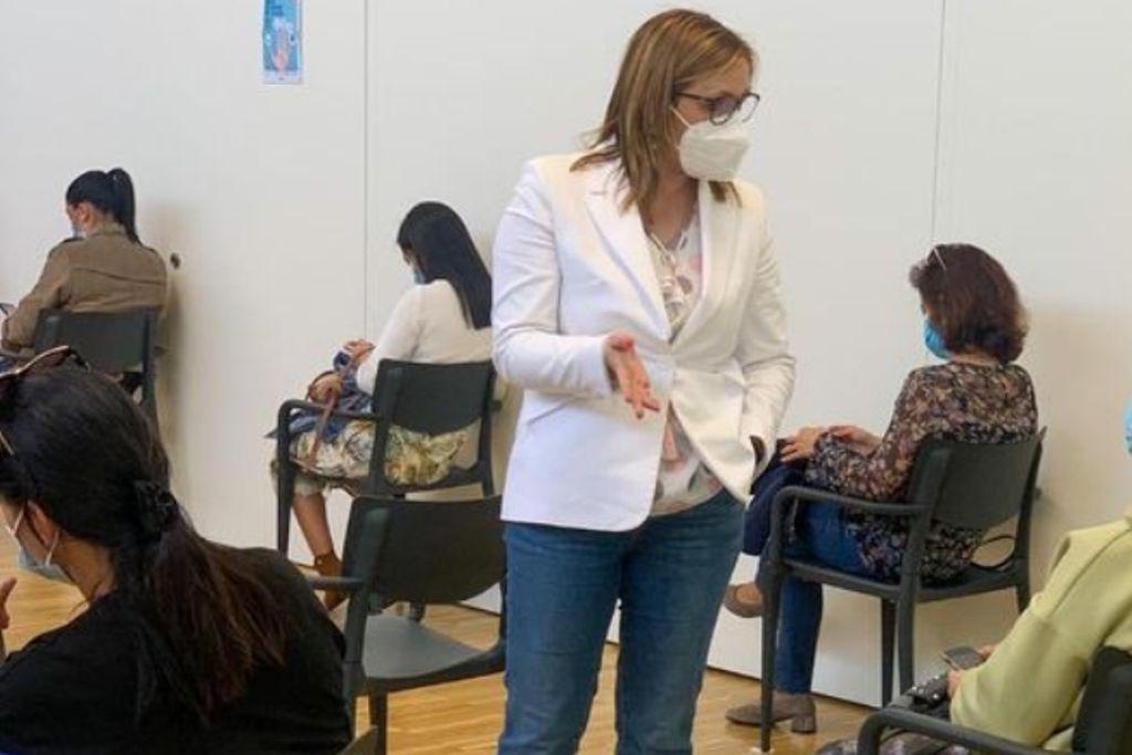 Vacinados no Fim-de-semana 1200 Professores e Pessoal não Docente
