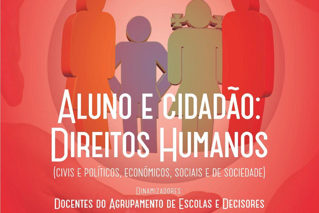 """Fórum """"Aluno e Cidadão – Direitos Humanos"""""""