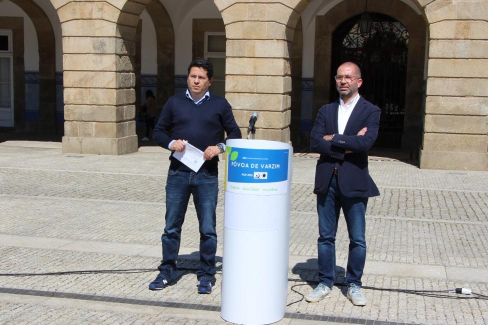 Jorge Machado e João Martins São os Candidatos da CDU