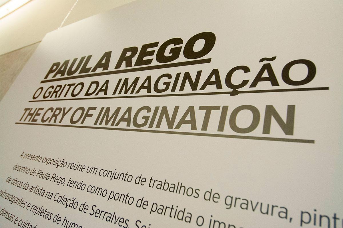 O Grito da Imaginação de Paula Rego no Garrett