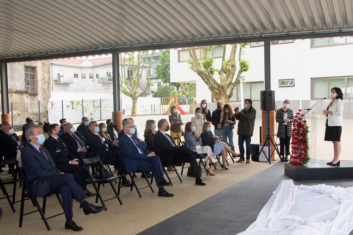 Requalificação da Escola dos Correios foi Inaugurada