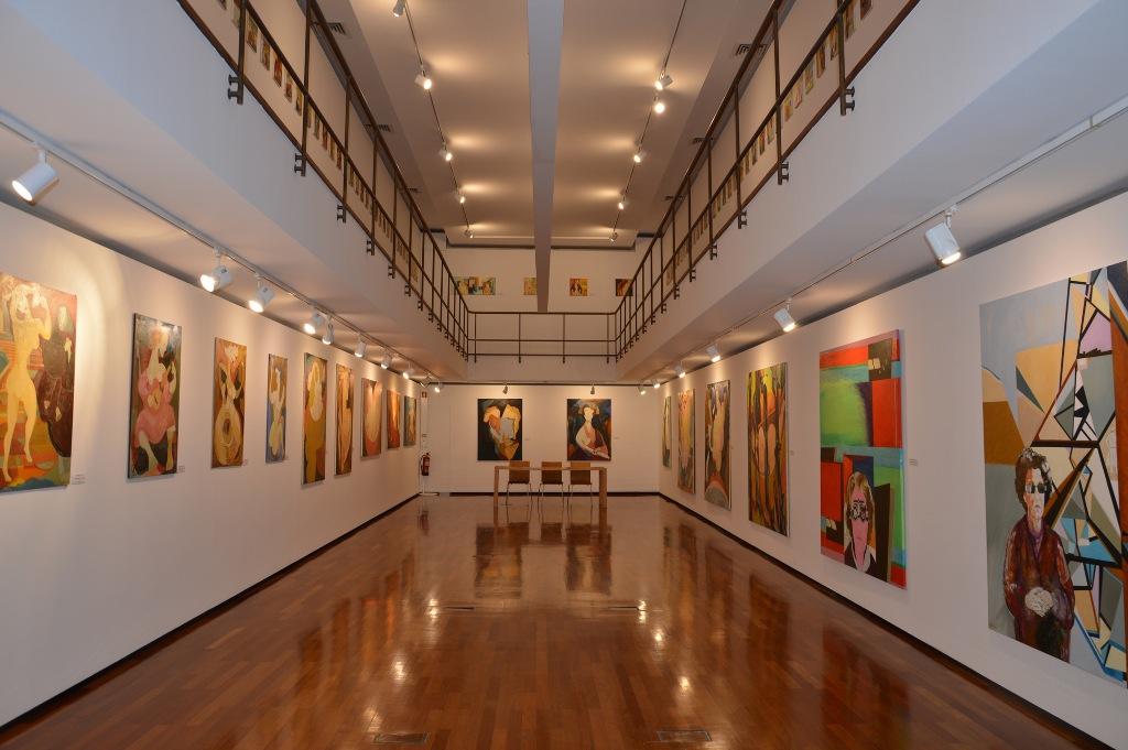 """Museu Municipal Apresenta Exposição """"Celeste Ferreira"""""""