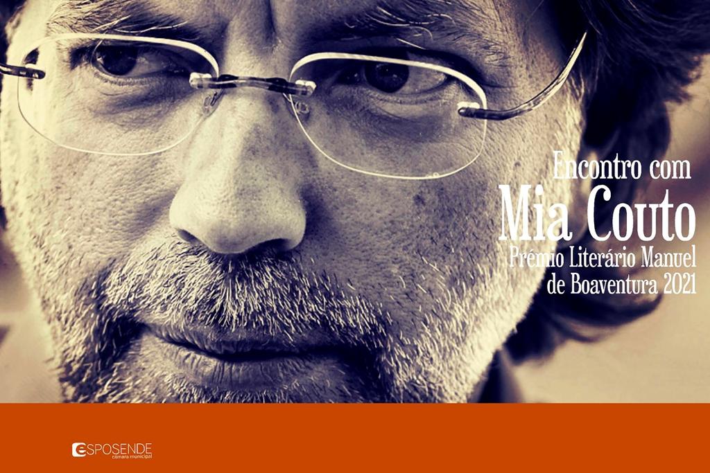 Prémio Literário Manuel de Boaventura 2021 Vai ser Entregue a Mia Couto
