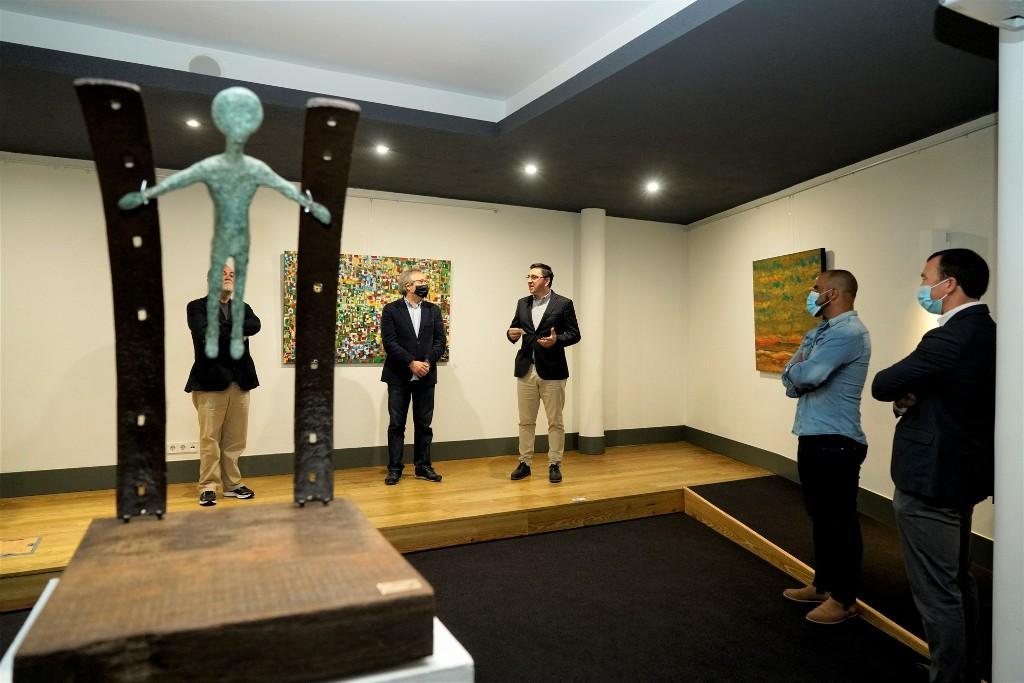 Esposende inaugurou polo de exposição na Bienal de Gaia