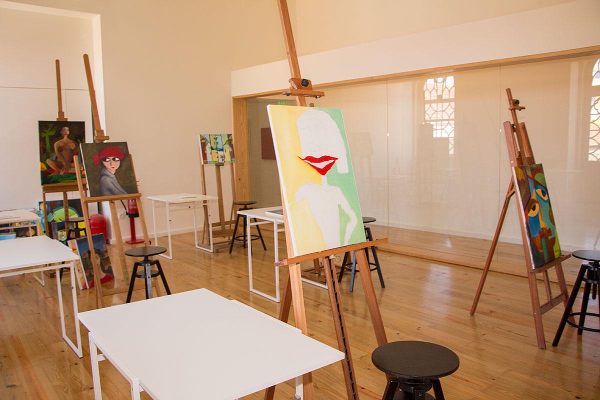 A Filantrópica Reabriu com Arte