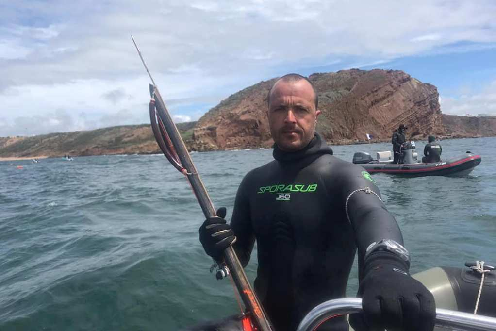 Pesca Submarina do Naval Povoense em Destaque no Nacional