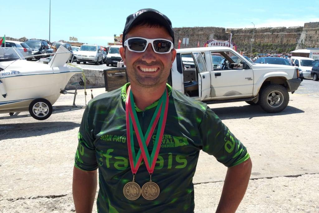 CNP sagra-se Campeão Nacional de Pesca em Barco Fundeado