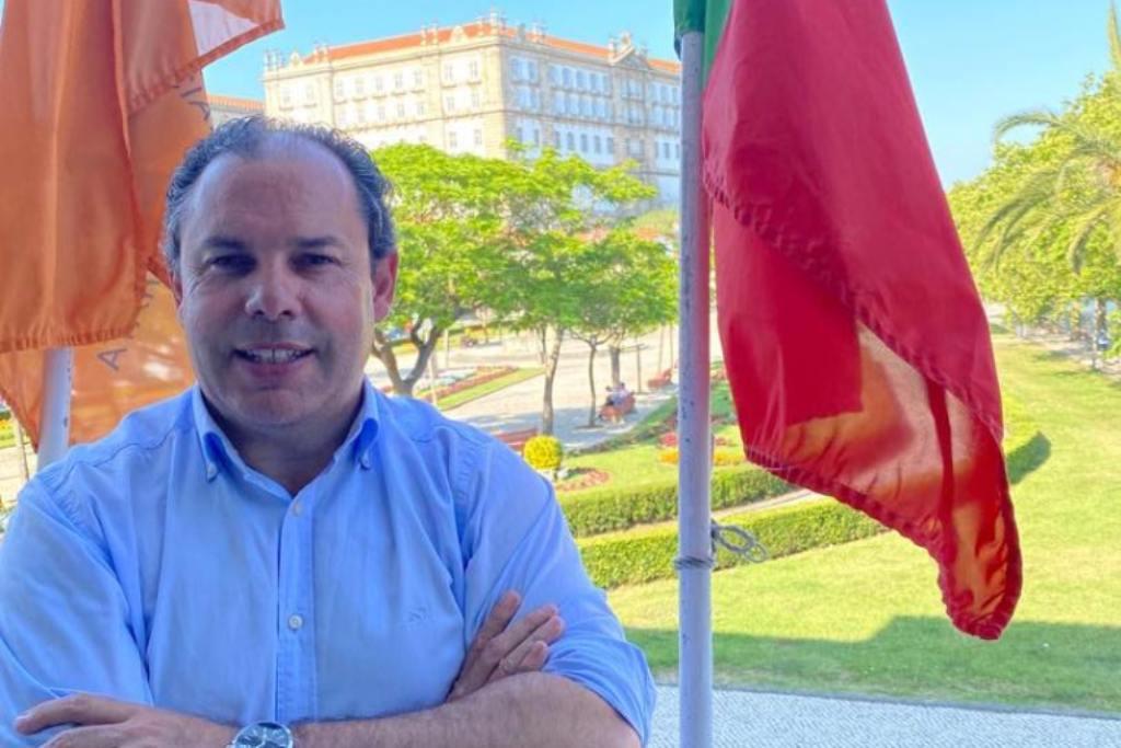 Pedro Soares Assume o Lugar na Vereação da Câmara de Vila do Conde