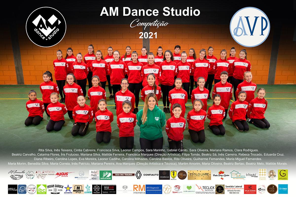 AM Dance Studio ou o Bailado do Corpo