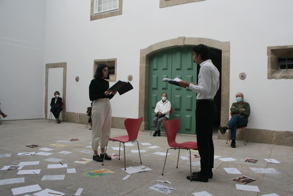 """""""Júlio e a Memória da Arte Popular"""" no Centro de Memória"""