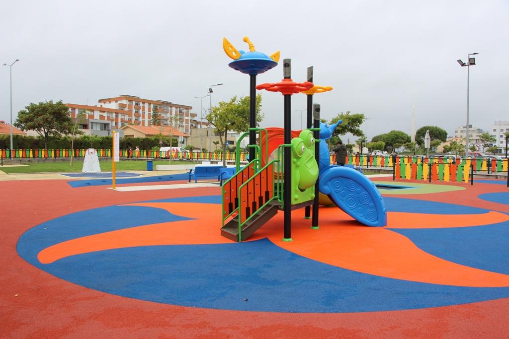Parque Infantil Abriu Portas à Inclusão