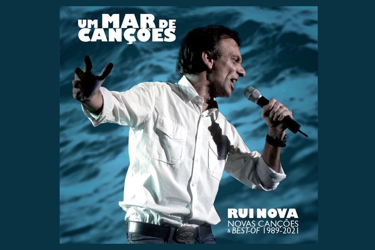 Rui Nova Lança CD com Inéditos e Grandes Êxitos