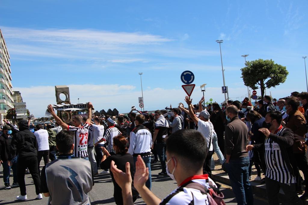 A Festa do Varzim Saiu à Rua