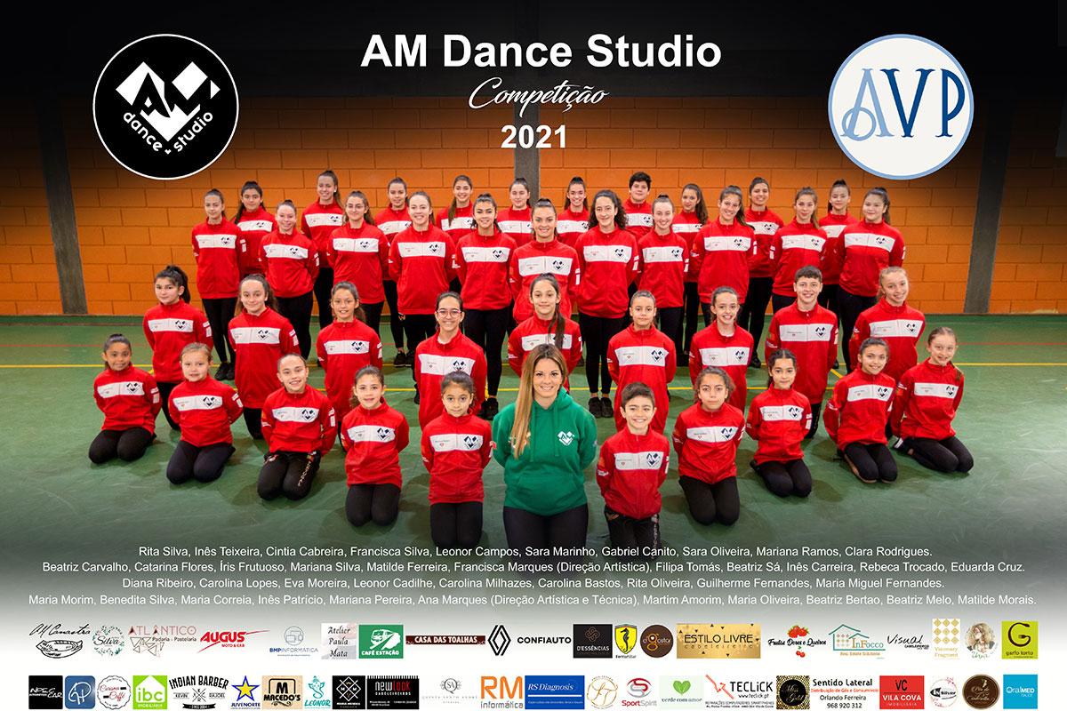AM dance Studio na Grande Final do Got Talent