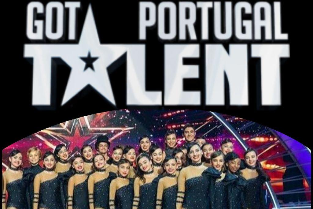 Gimnoarte é Finalista do GOT TALENT PORTUGAL