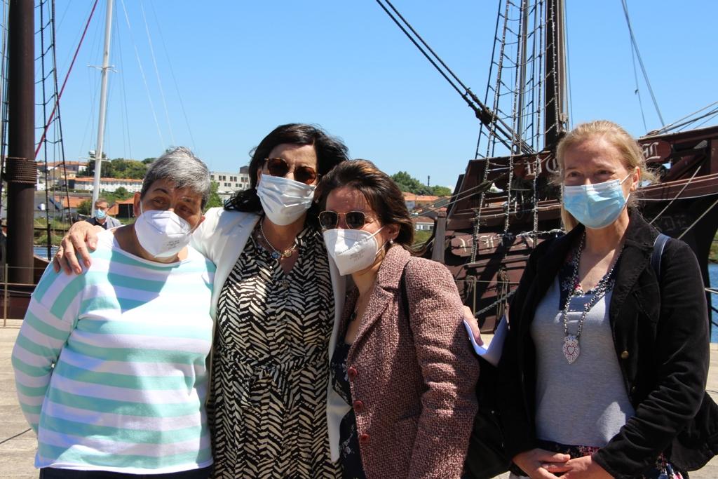 Elisa Ferraz Quer Navegar Mais Um Mandato Com a NAU