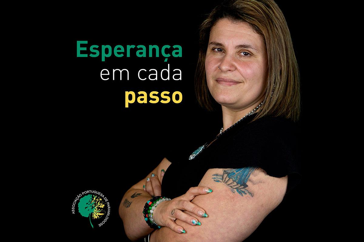 Paramiloidose: Campanha Solidária Esperança Em Cada Passo