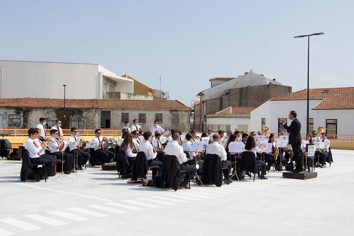 Parque de Estacionamento da Matriz foi Inaugurado no Dia da Cidade