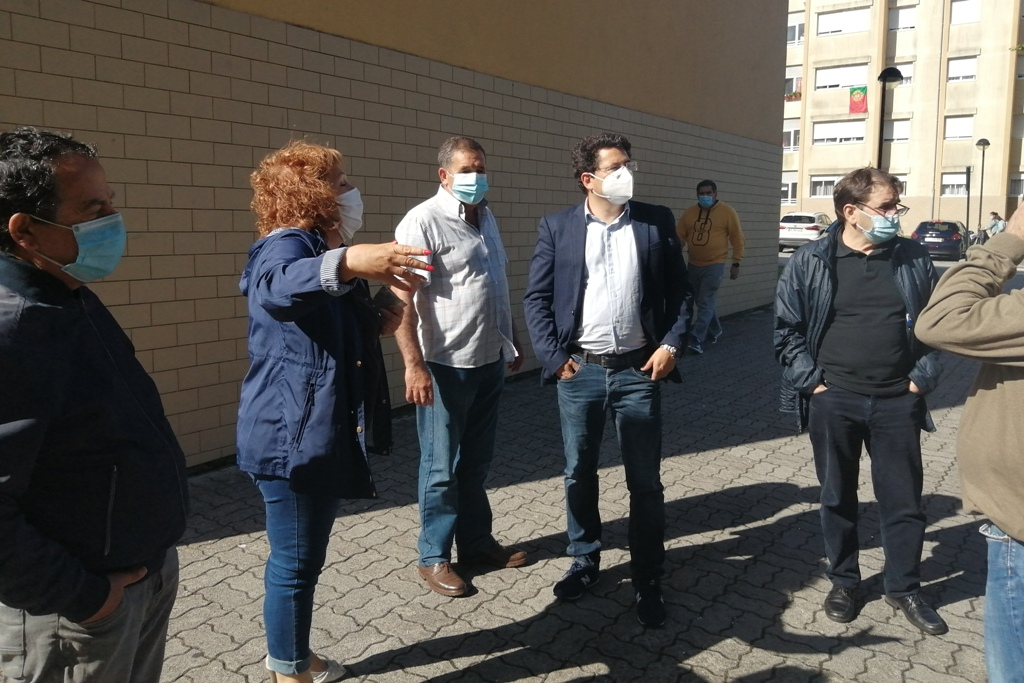 Bairro Alberto Sampaio Recebeu Visita da CDU