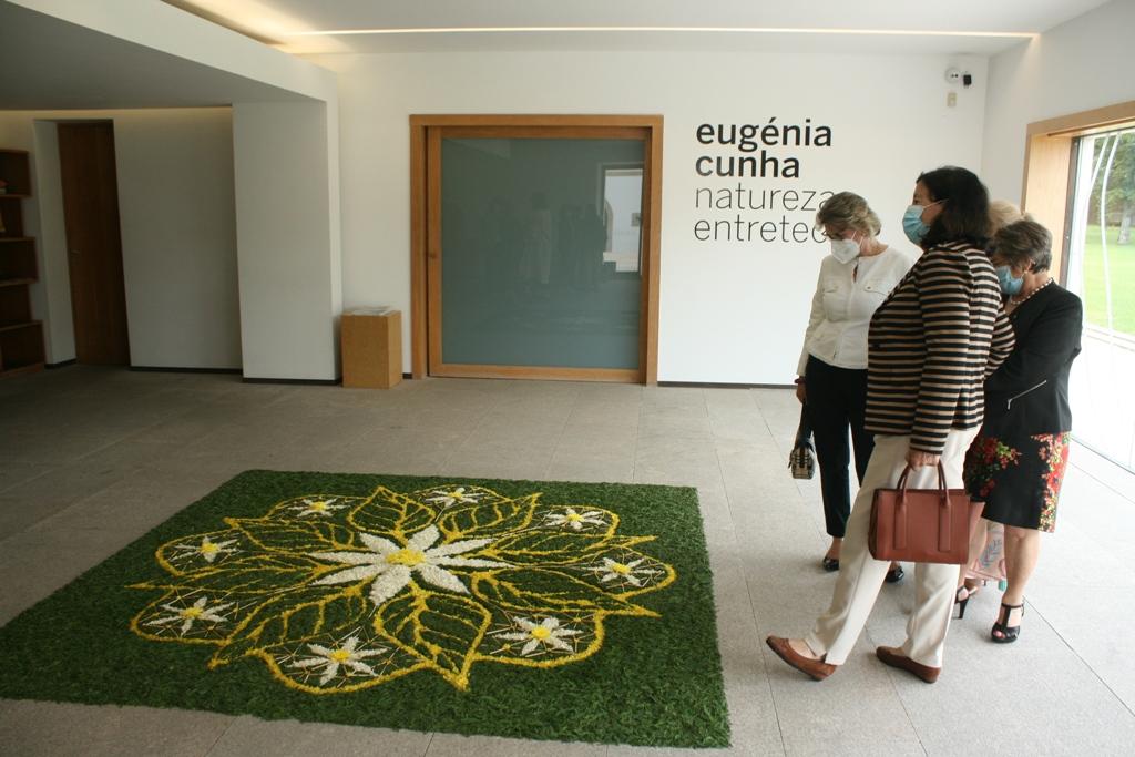 """Os Bilros em """"Natureza Entretecida"""" de Eugénia Cunha"""