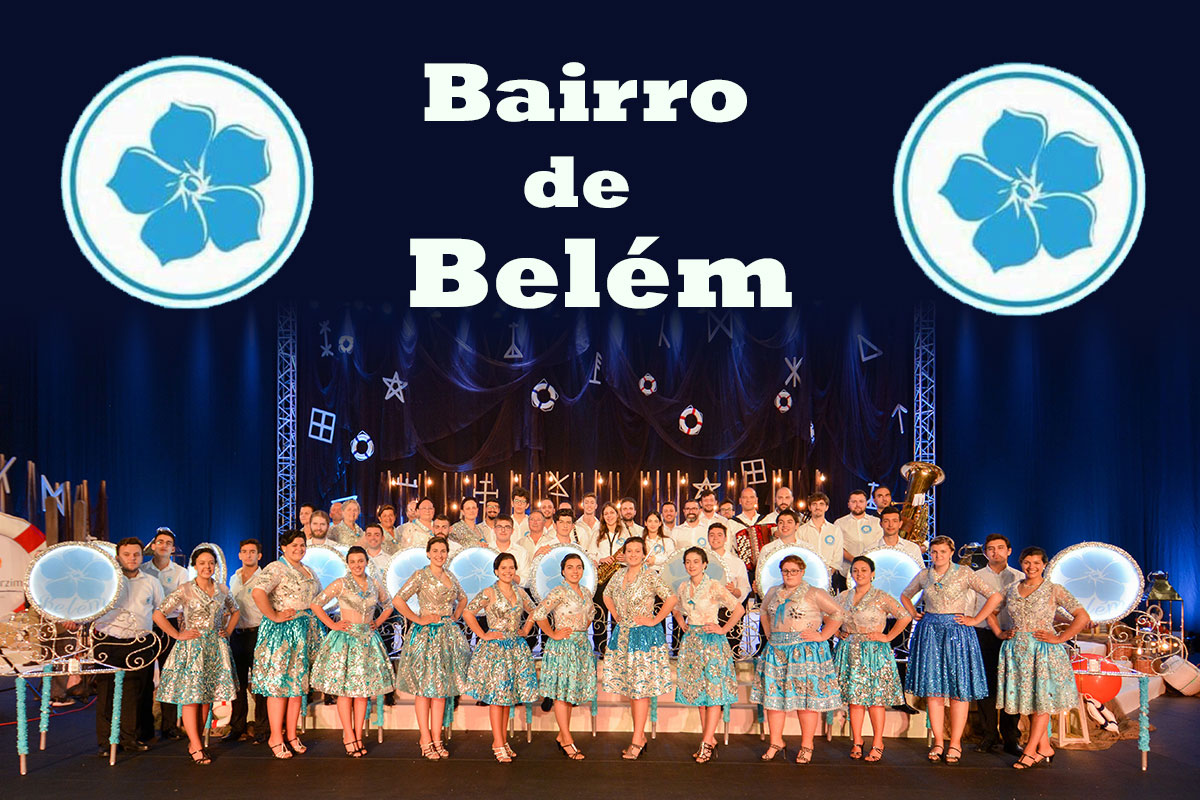Bairrismo singelo Belém