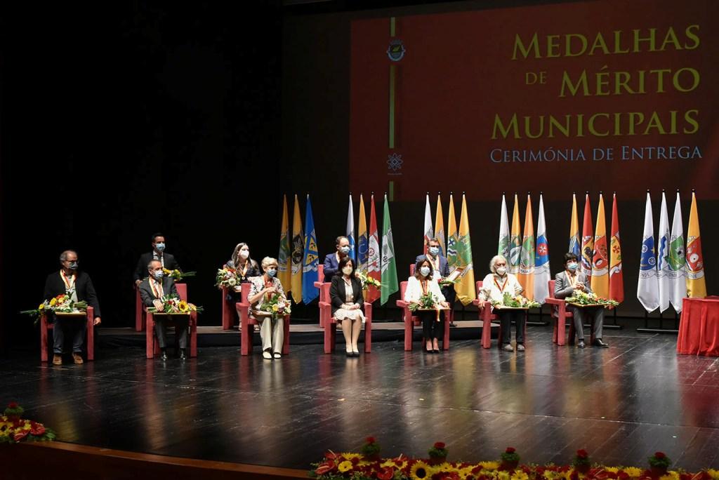 Município Entrega Medalhas de Mérito