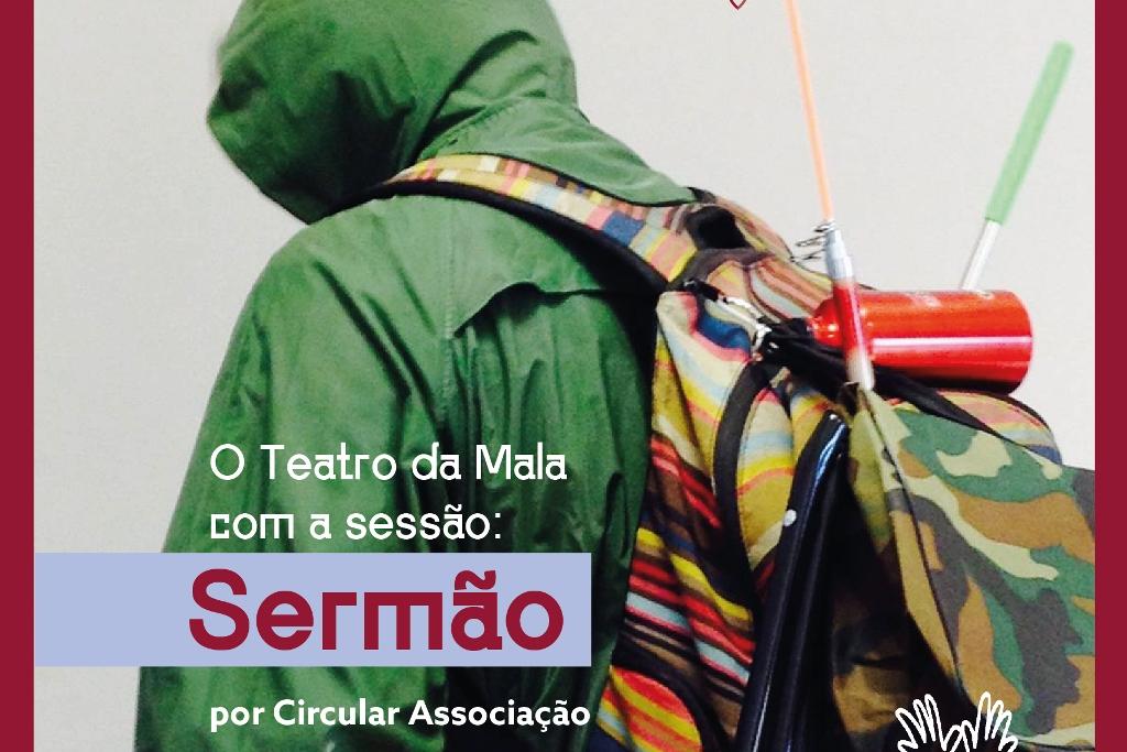 """""""O Sermão"""" na Biblioteca Municipal José Régio"""