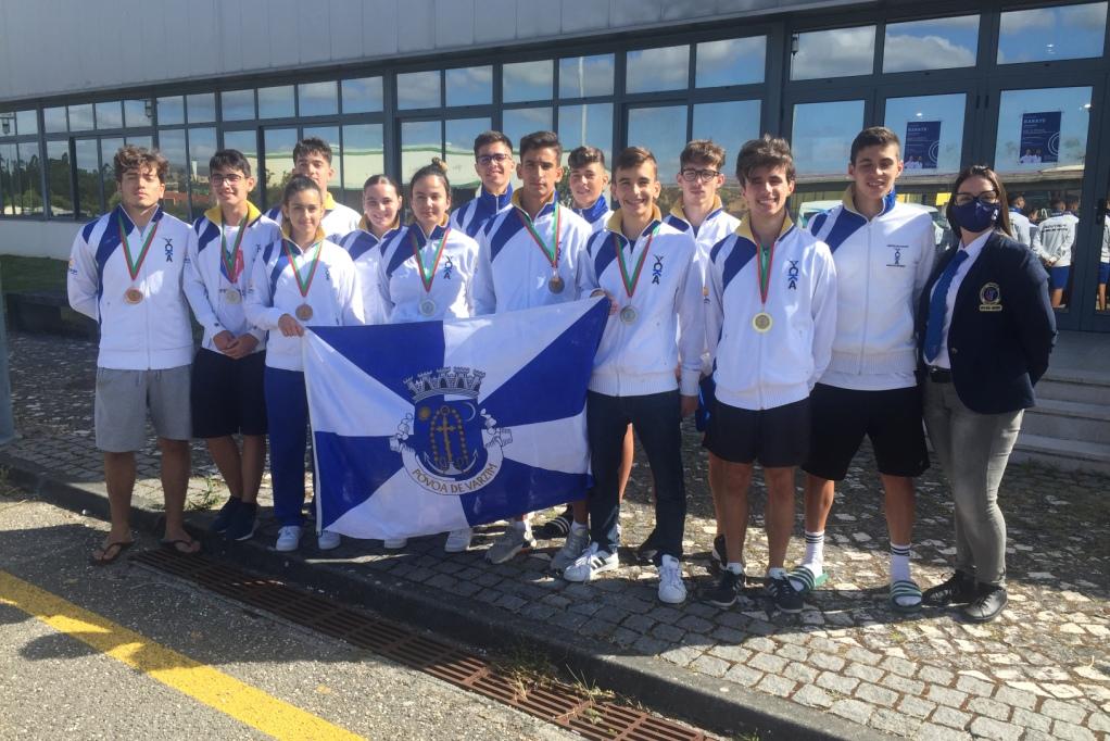 CKA: Afonso Azevedo é Campeão Nacional Júnior de Karaté