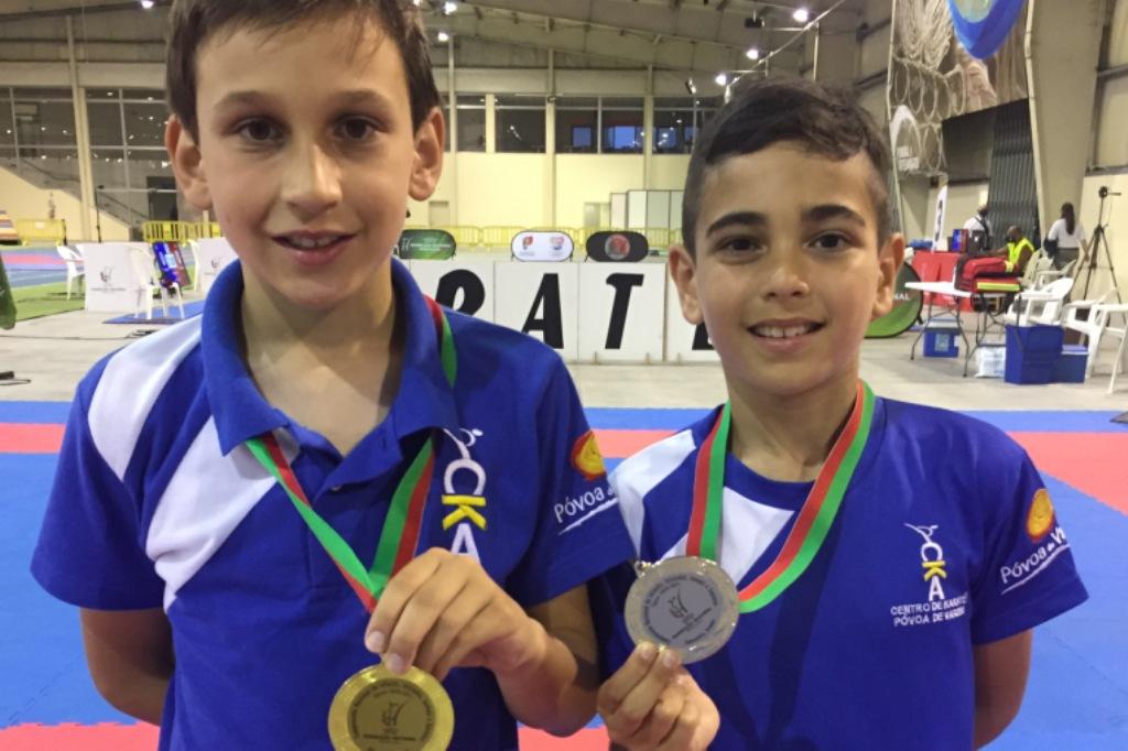João Vinhal Vence Final Poveira no Campeonato Nacional de Karaté