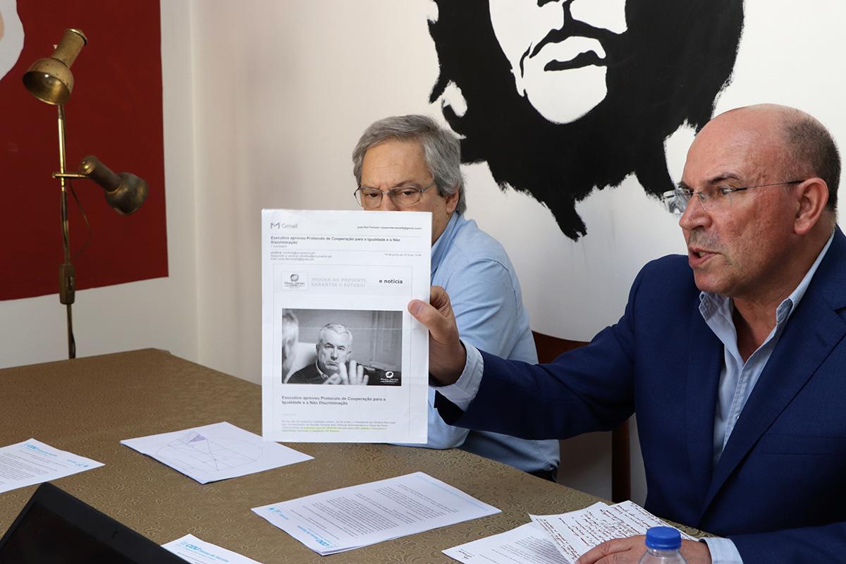 """CDU Presta Esclarecimentos Sobre """"A Poveira"""""""