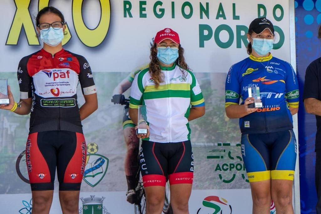 Beatriz Silva, Atleta da Proteu é Campeã regional de XCO