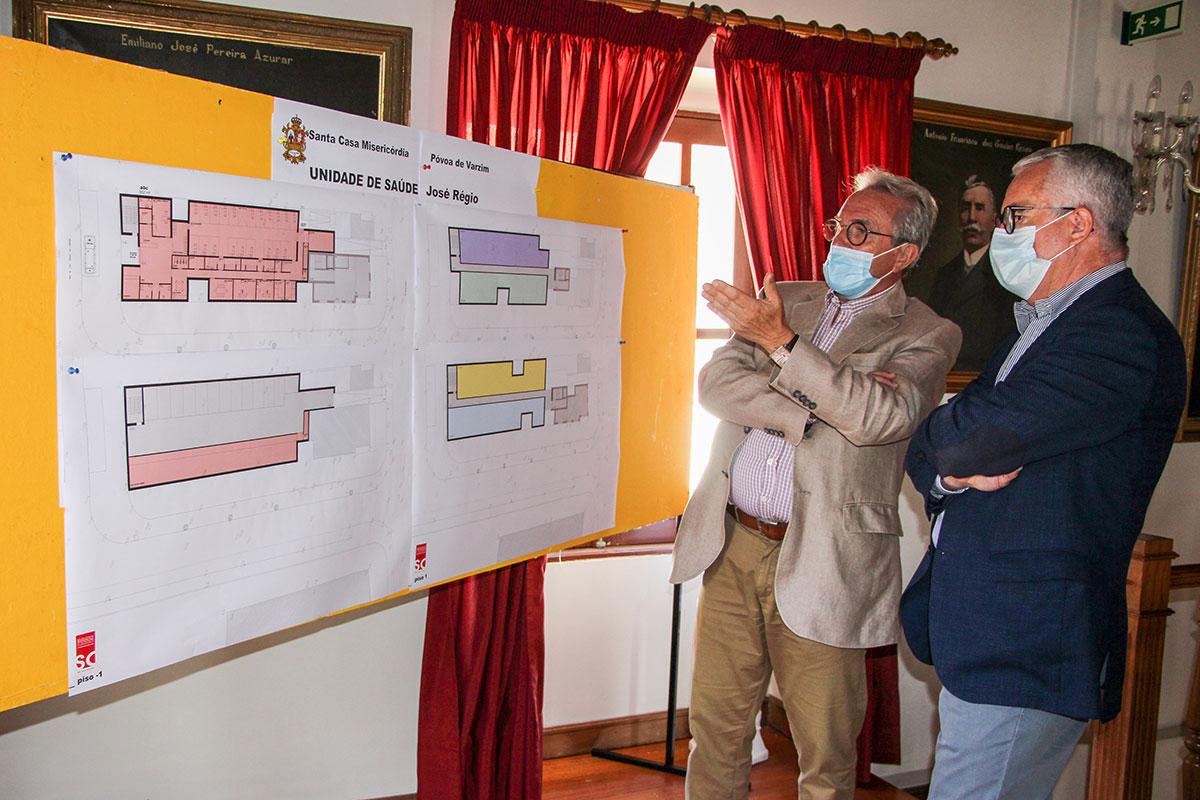 Misericórdia Projecta Unidade de Hemodiálise na Póvoa de Varzim