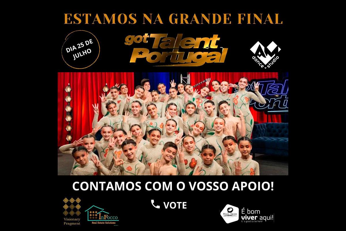AM DANCE STUDIO na Grande Final do got Talent Portugal!