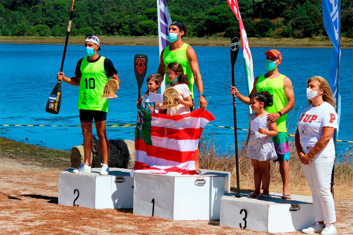 CFV Domina Campeonato Nacional de Sup Race Maratona