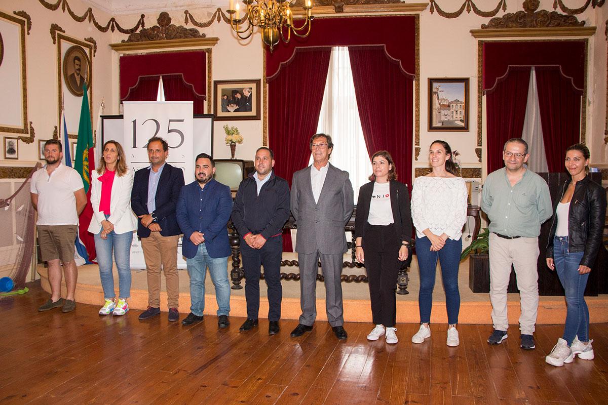 Joaquim Araújo Tomou Posse na Associação Empresarial