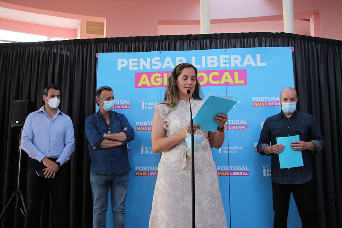 Iniciativa Liberal Oficializou as Listas e Apresentou os Candidatos