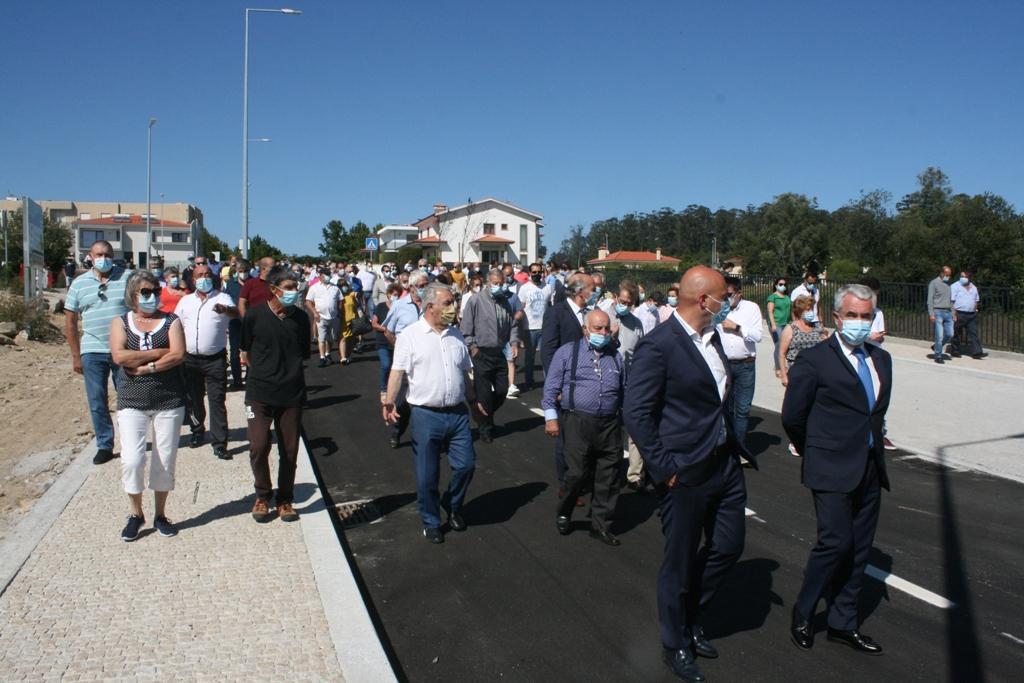 Rua da Fontinha Já Facilita o Transito em Beiriz