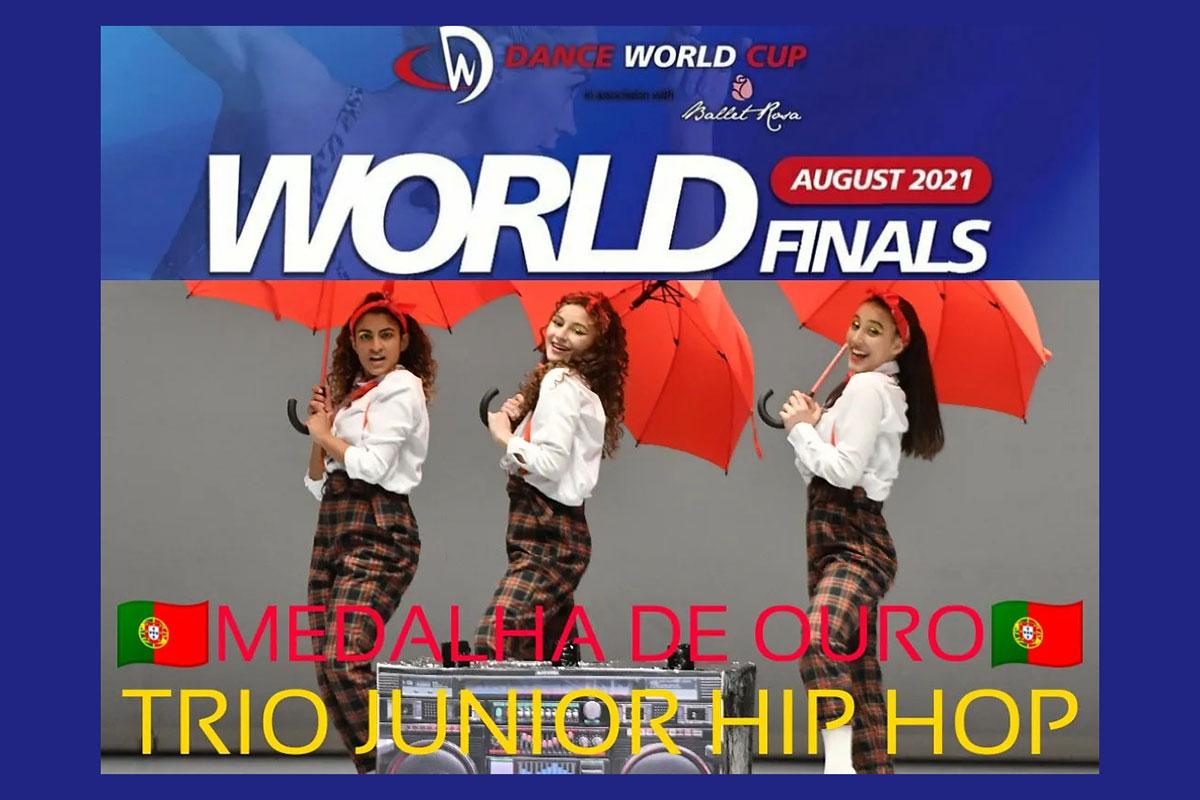 Dancebox Conquista Sete Medalhas nas Finais Mundiais DANCE WORLD CUP