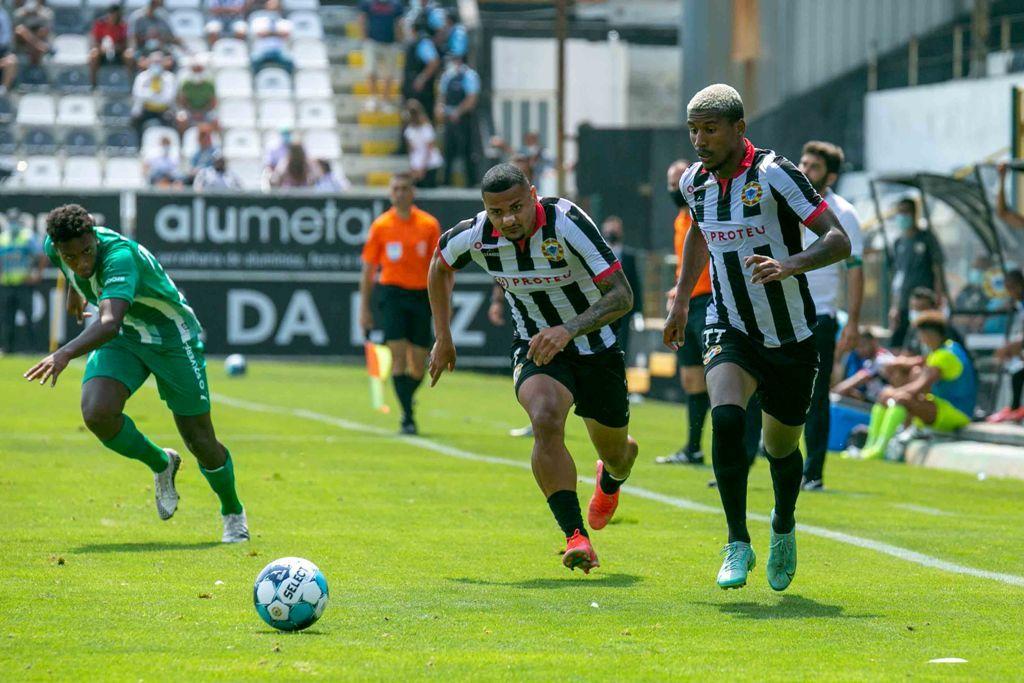 Gabrielzinho foi Grande e Abriu a Foz da Vitória ao Rio Ave