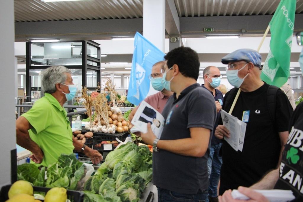 CDU de Visita ao Mercado Municipal