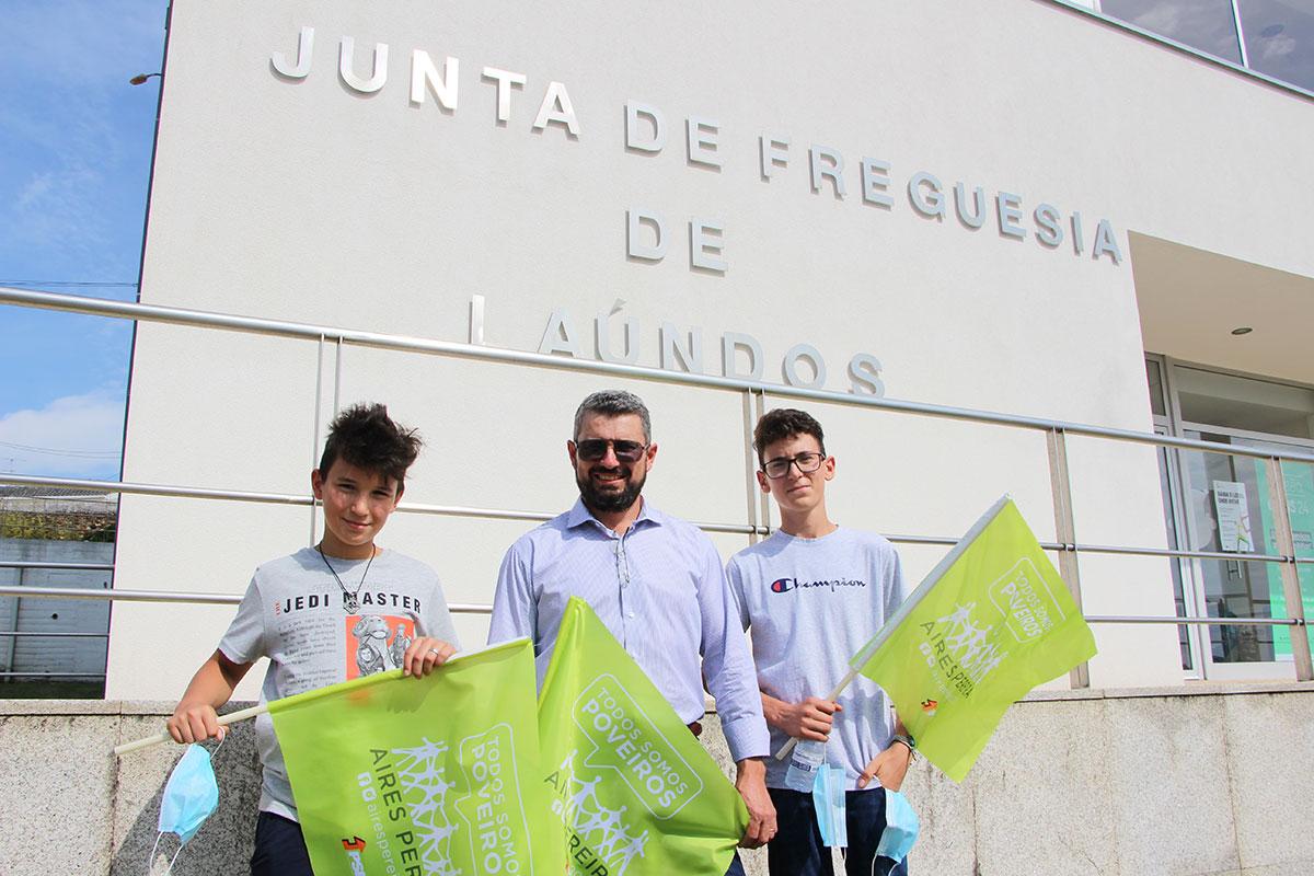 PSD Apresentou Oficialmente Candidatos a Laúndos