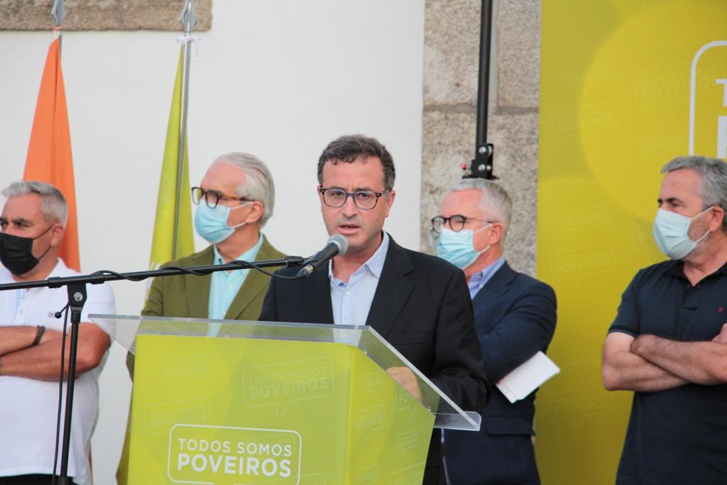 Paulo João Repete Maioria Desta Vez com Adversários