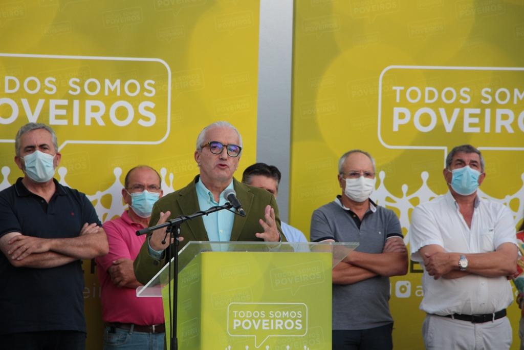 Paulo João Repete Rates pelo PSD