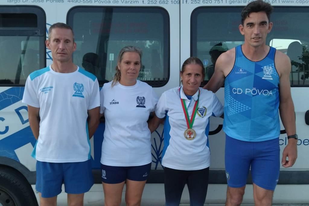 Fátima Silva Correu para o Título de Campeã Nacional de Estrada