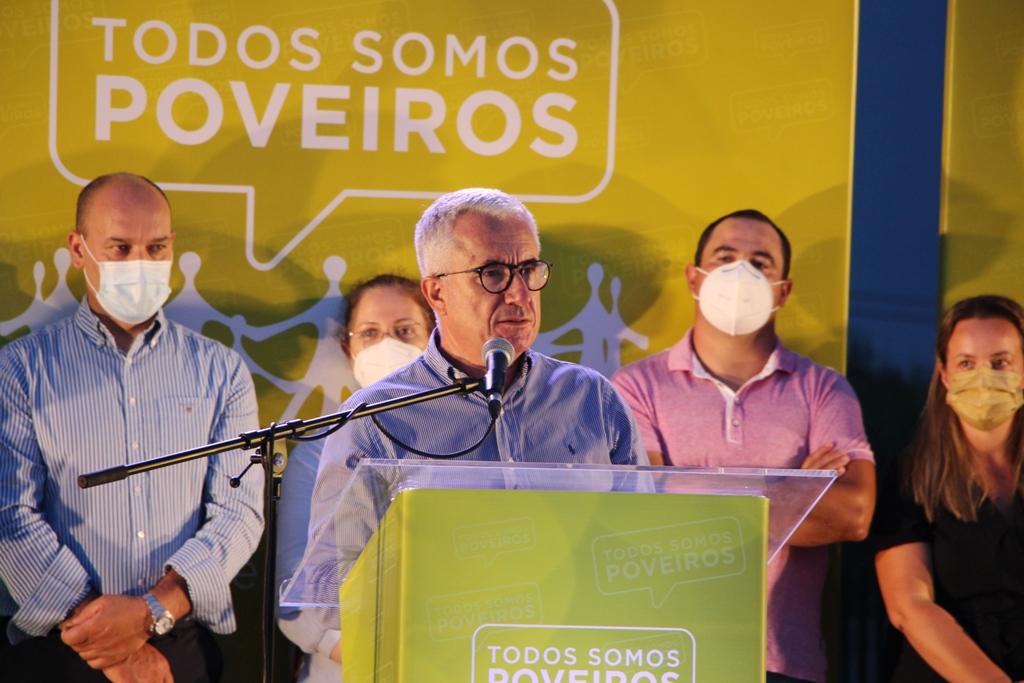 PSD Apresentou Candidatos à Assembleia de Freguesia de Navais