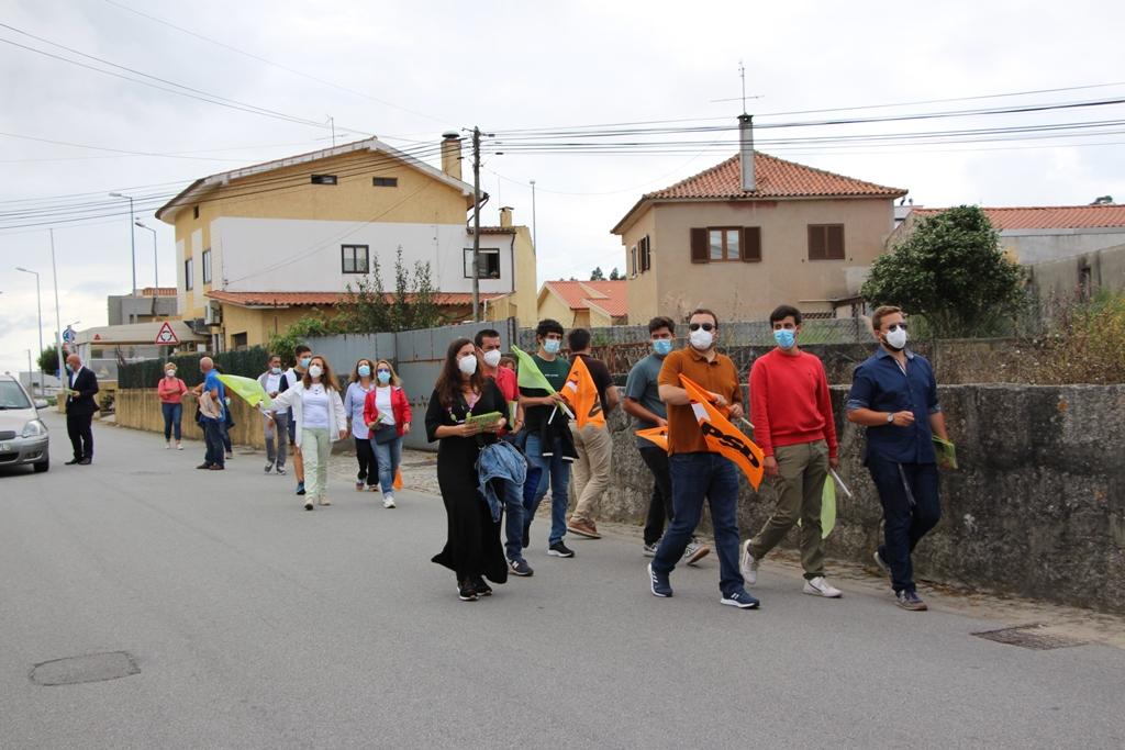 PSD Apresentou-se em Beiriz com Amadeu Matias