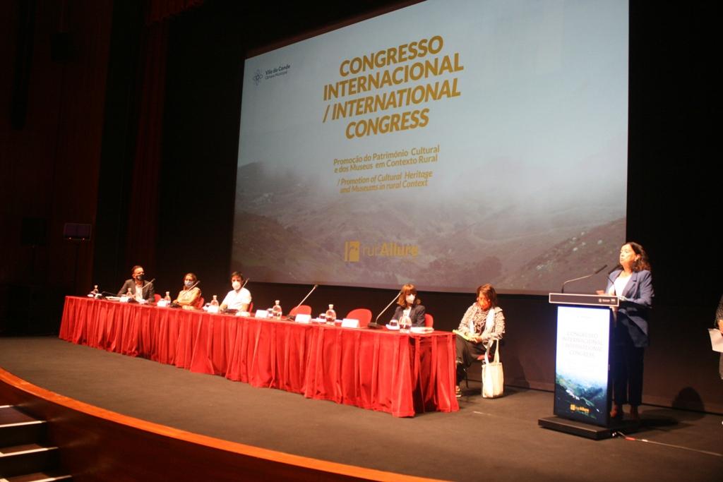 Vila do Conde Recebeu Congresso Internacional Rurallur